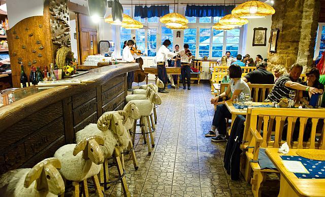 Restaurace Valašská koliba