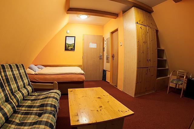 Dvoulůžkový pokoj CLASSIC