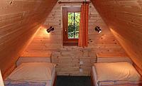 Ložnice bungalovu