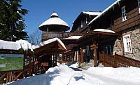 Horský hotel Sepetná v Beskydech