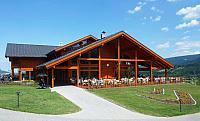 Golf & ski restaurant