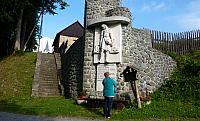 Pomník Maryčky Magdonové