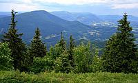 Výhled do údolí