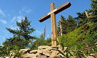 Kříž obětem Lysé hory