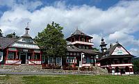 Restaurace Lubušín a hotel Maměnka