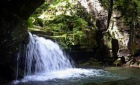 hlavní vodopád