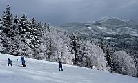 Zimní radovánky pod Lysou horou