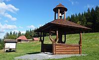 nová zvonička na Javořince (2015)