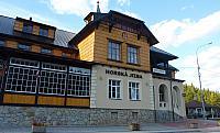 Horská jizba hotelu Bauer (Bílá)