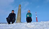 vrcholový obelisk