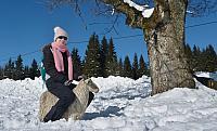 Památník ovce valašky