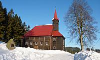 kaple Panny Marie na Gruni
