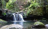 Satinske-vodopady