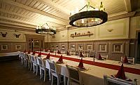 lovecký salónek hotelu Sepetná