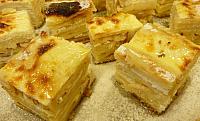 tvarohový dezert